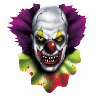 Decoração palhaço assustador Halloween