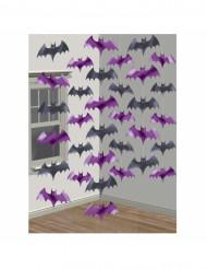 Decorações para pendurar morcegos