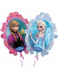 Balão alumínio Ana frozen™