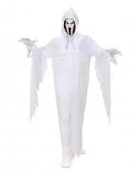 Disfarce fantasma criança Halloween