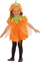 Disfarce abóbora brilhante criança Halloween