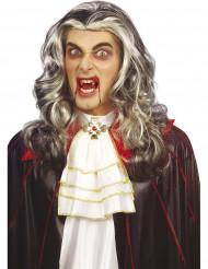 Peruca vampiro bicores adulto Halloween