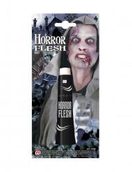 Maquilhagem pele cinzenta Halloween