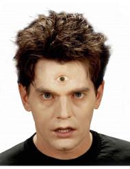 Falsa ferida terceiro olho adulto Halloween