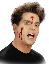 Falsa ferimentos a bala Halloween