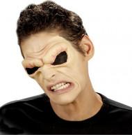 Falsa ferida olhos demônio adulto Halloween