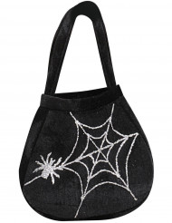 Saco teia de aranha adulto Halloween