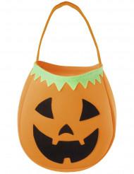 Luvas abóbora criança Halloween