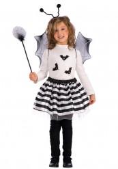 Set acessório morcego menina Halloween