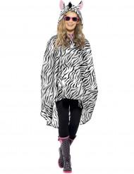 Capa zebra adulto