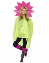 Capa poncho flore adulto