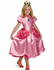 Disfarce Princesa Peach™ de luxo menina