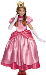 Disfarce Princesa Peach™Prestige menina