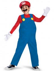 Disfarce de Mario™ Deluxe Criança