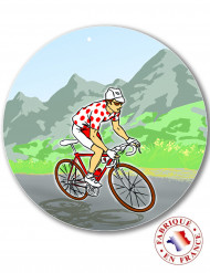 Cut-out ciclista