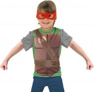 Kit disfarce tartaruga Ninja™ criança