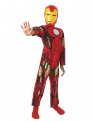 Disfarce iron man™ criança