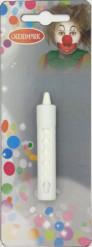 Lápis de maquilhagem branco