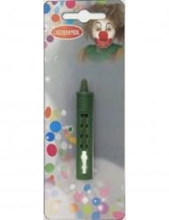 Lápis de maquilhagem retráctil verde