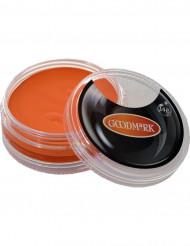 Maquilhagem de agua cor-de-laranja