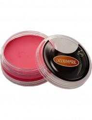 Maquilhagem cor de rosa