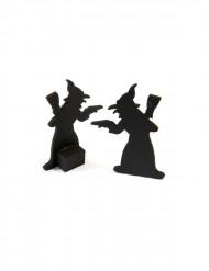 Decoração bruxa Halloween
