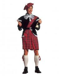 Disfrace escocês homem