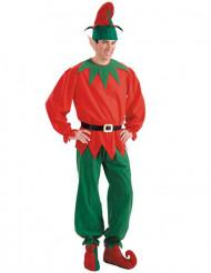 Kit acessórios elfo adulto Natal