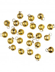 Decoração guizos dourados Natal