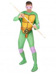 Disfarce Donatelo Tartarugas Ninja™ adulto