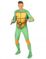 Disfarce Michelangelo Tartaruga Ninja™ adulto