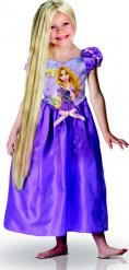 Disfarce storytime Rapunzel™ com peruca menina