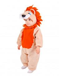 Disfarce Leão para bébé