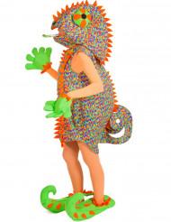 Disfarce de camaleão adulto