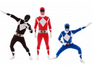 Disfarce de grupo Morphsuits™ Power Rangers™