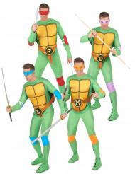 Disfarce de grupo Tartarugas Ninja™ adulto