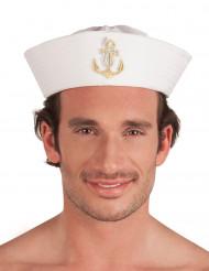 Chapéu de marinheiro adulto