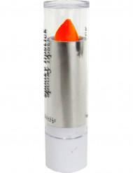 Batom dos labios fluo laranja