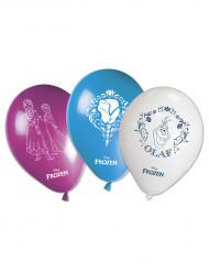 8 balões Frozen™