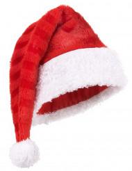 Gorro Pai Natal às riscas