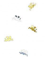 Confetis de mesa anjos