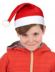 Gorro Pai Natal criança