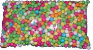 500 Bolas para tubos lança bolas