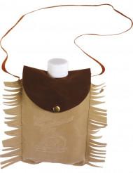Garrafa de bolso índia
