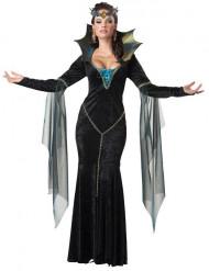 Disfarce bruxa má mulher