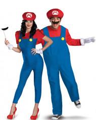 Disfarce para casal Mario™ adulto