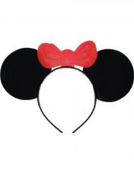 Bandolete com orelhas de ratinho
