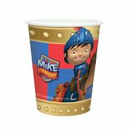 8 Copos Mike o cavaleiro™