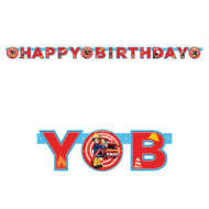 Grinalda Happy Birthday Bombeiro Sam™