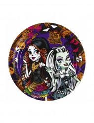 8 pratos para sobremesa Monster High™